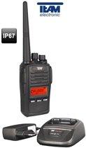 Team Tecom IP-Z5 IP67 PMR446 portofoon