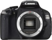 Canon EOS 600D Body - spiegelreflexcamera