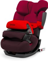Cybex Pallas Fix - Autostoel - Rumba Red Dark red
