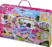Mega Bloks Barbie Zwembad Feest