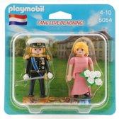 Playmobil Nederlands Koningspaar - 5054