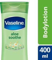 Vaseline aloe soothe  - 400 ml - bodylotion