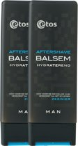 Etos Man Hydraterend - 2 x 100 ml - Aftershave Balsem