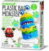 4M Green Creativity - Plastic Zak Monster