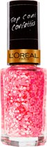 L'Oréal Paris Le Vernis Top Coat - 929 Graffiti d'amour - Nagellak