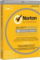 Norton Security 2.0 2015 met 25GB Backup - Engels / 1 Gebruiker / 10 Apparaten / 1 Jaar / Productcode zonder DVD