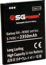 Power accu / batterij 2350mA voor SAMSUNG Galaxy S3