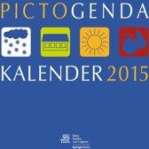 Pictogenda kalender 2015
