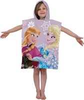 Disney Frozen Crystal Poncho