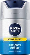 NIVEA MEN Skin energy Q10 gezichtscrème