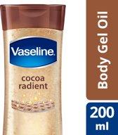 Vaseline cocoa radiant  - 200 ml - body gel oil