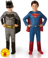 "2 kinder kostuums Batman vs Superman Dawn of justiceâ""¢ - Kinderkostuums - 98/104"