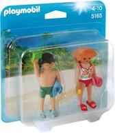 Playmobil DuoPack badgasten - 5165