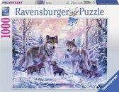 Ravensburger Arctische wolven - Puzzel - 1000 stukjes