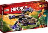 LEGO Ninjago Condrai Helikopteraanval - 70746