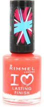 Rimmel I Love Lasting Finish Orange Your Life - Nagellak