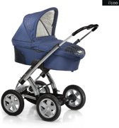 I'coo - Peak Air Kinderwagen Twilight/Navy