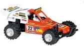 Goki Metalen auto: super buggy 13 cm oranje