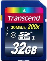 Transcend 32GB SDHC Class 10 (Premium)