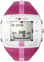 Polar FT7F Hartslagmeter lila pink