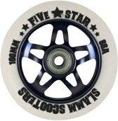 Stunt Step wielen Slamm 5-Stars zwart 100mm