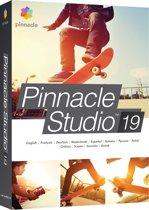 Pinnacle Studio 19 - Nederlands / Engels / Frans / Windows