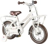 Fiets Liberty Cruiser wit 12 inch