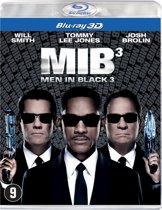 Men In Black 3 (3D Blu-ray)