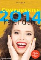 Complimenten kalender  / 2014