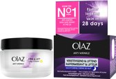 Olaz Anti-Wrinkle Verstevigend & Liftend - 50 ml - Nachtcrème