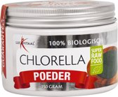Lucovitaal Super Raw Food Chlorella poeder - 150 gram -Voedingssupplementen
