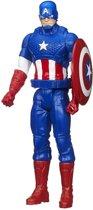 AVN Captain America Solid Figure  /Toys