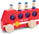 Pop up Brandweerauto