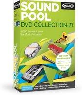 Magix Soundpool DVD Collection 21 - Nederlands / 1 Gebruiker / Box