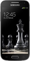 Samsung Galaxy S4 Mini (VE) - Mat zwart