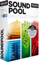 Magix Soundpool DVD Collection 20 - WIN / MAC / DVD-Rom