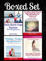 9781507001417 - Juliana Baldec - Box Set: 11 Fast Track Strength Training Home Workout & Daily Yoga Routine For Beginners (Yogandada Book 1)   Daily Spiritual Meditations Ritual     Daily Yoga Beginners: 15 Daily Yoga Practice