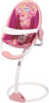 Baby Born Hoge Kinderstoel - Poppenstoel