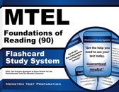 Mtel Foundations of Reading (90) Flashcard Study System