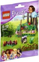 LEGO Friends Hedgehog's Hideaway - 41020