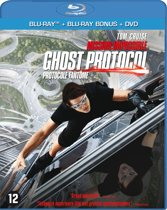 Mission: Impossible 4 - Ghost Protocol (Blu-ray)