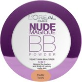 L'Oreal Paris Nude Magique BB powder - Dark - BB Cream