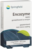 Springfield Encozyme NADH 5 mg