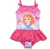 Disney Sofia The First Meisjes Badpak - roze - Maat 116