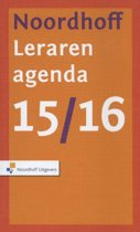 Noordhoff Lerarenagenda 2015-2016