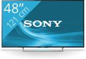 Sony Bravia KDL-48W705C  - Led-tv - 48 inch - Full HD - Smart tv