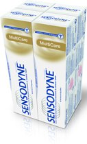 Sensodyne Multicare - 4x 75 ml - Tandpasta