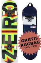 Zero Skateboards Zero skateboard Sandoval Rasta 7.75