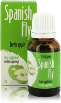 Spaanse Vlieg Fresh Apple - 15 ml - Lustopwekkend Middel