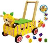Im Toy - Loop- Duwwagen - Poes